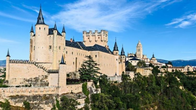 Avila & Segovia Full Day Tour
