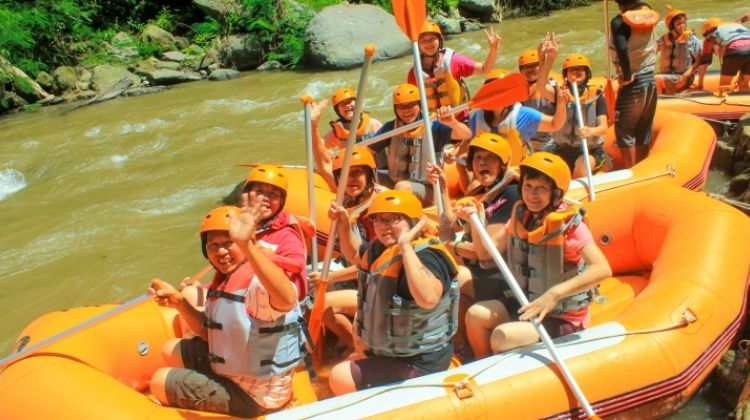 Ayung River Rafting - Ubud Village Tour - Spa