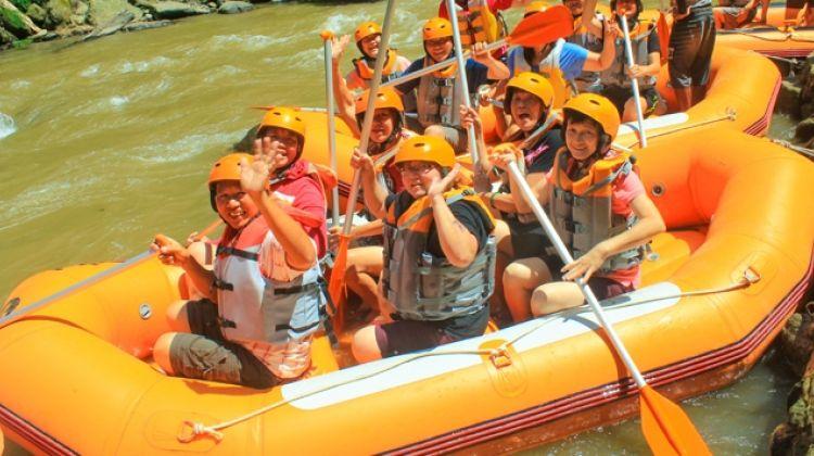 Ayung River Rafting Ubud Village Tour Spa By Nice Tour Bali Bookmundi