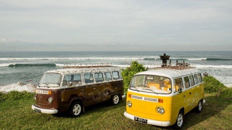 Bali Beach Road Trip