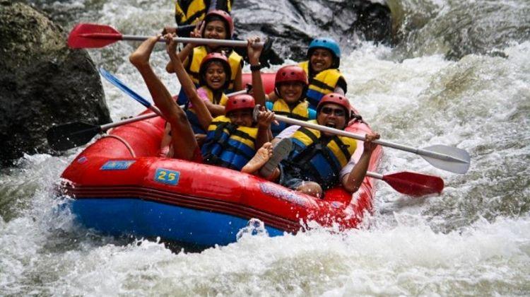Bali Rafting Experience