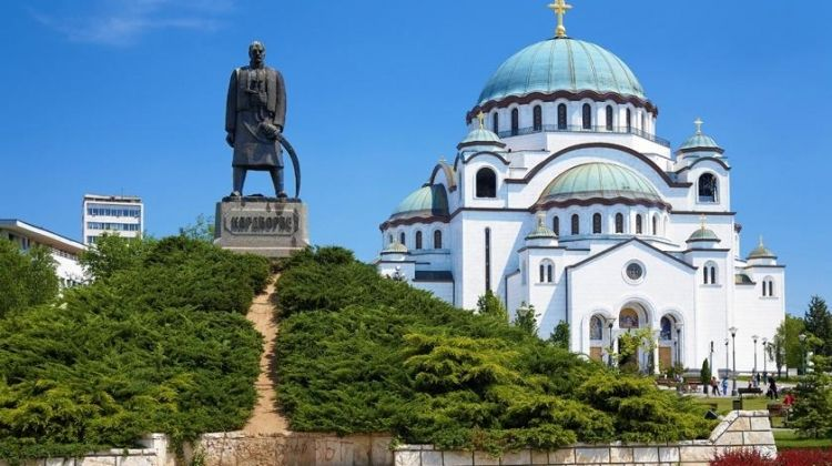Balkans Encompassed