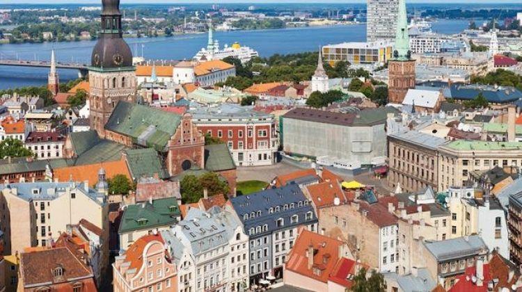 Baltics to St Petersburg