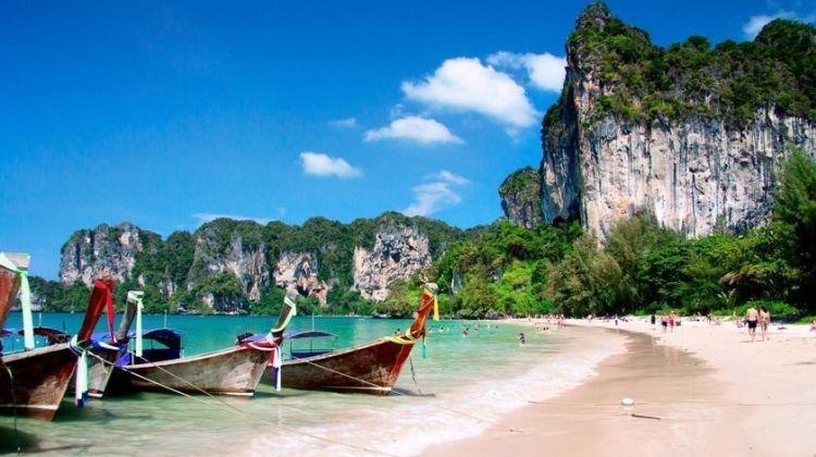 Bangkok & Thai Beaches