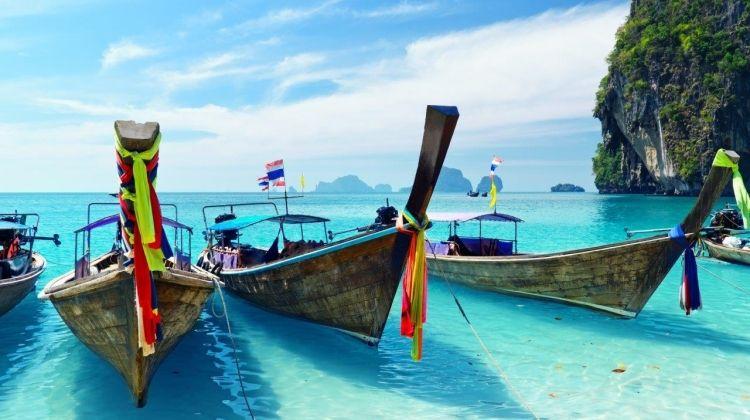 Bangkok Basics, Chiang Mai City Package & Krabi Beach Package