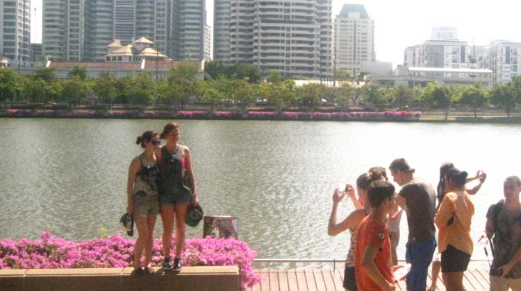 Bangkok City Culture ride