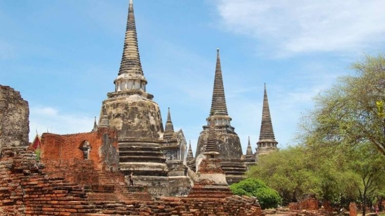 Bangkok Cultural Escape 4D/3N