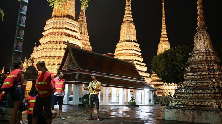 Bangkok Sunset Ride