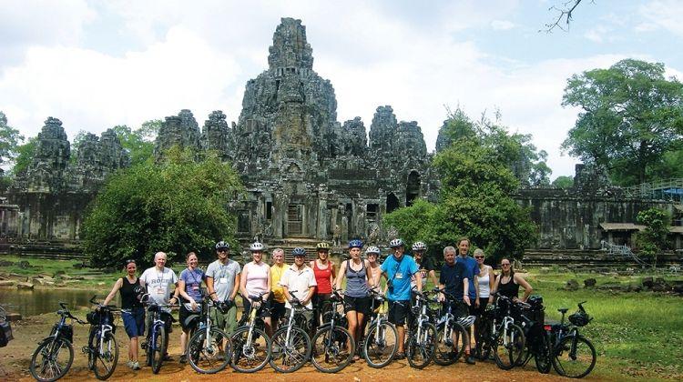 Bangkok to Saigon by Bike