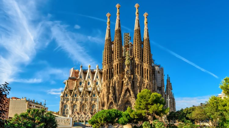 Barcelona and Montserrat Day tour