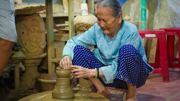 Bat Trang Ceramic Village half Day Tour