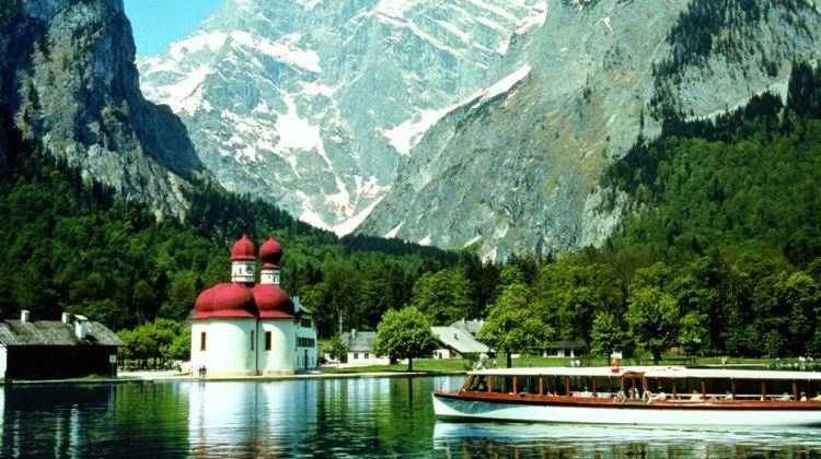 Bavarian mountains tour - tour3