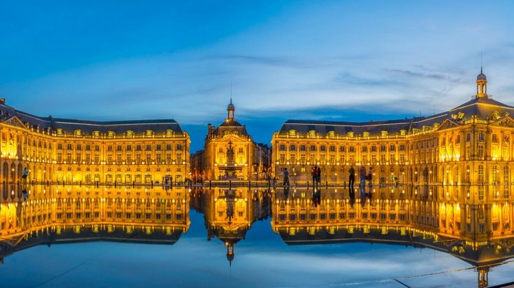 Beautiful Bordeaux with Madrid