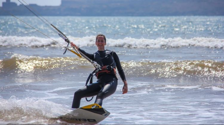 Beginner's Kitesurfing Camp