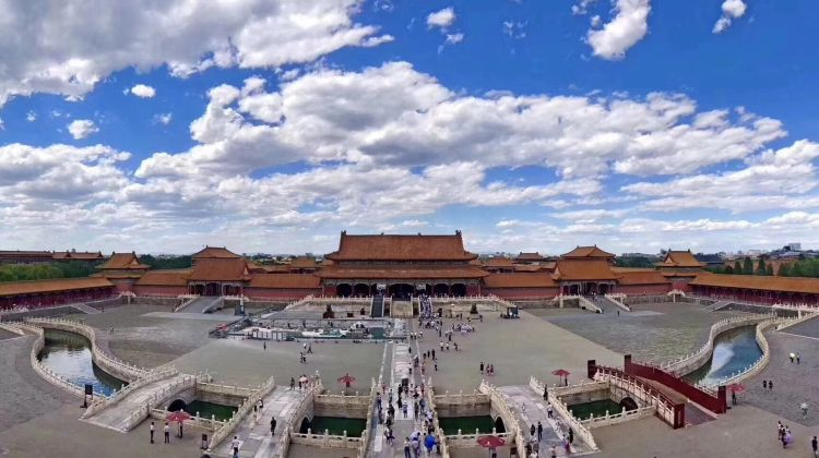 Beijing Day Tour Great Wall, Forbidden City, Max 6 Guests