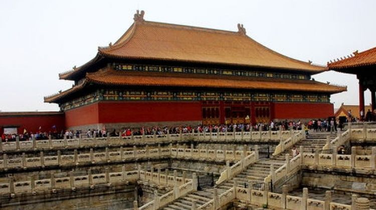 Beijing Highlights Full-day Coach Tour