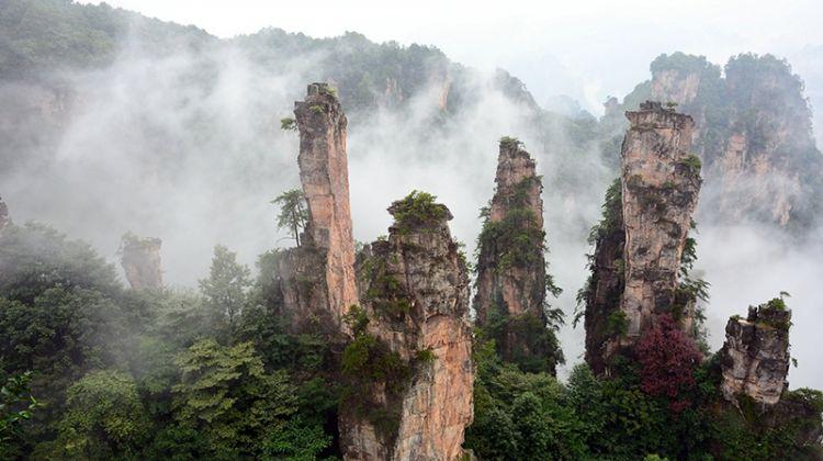 Beijing, Shanghai & Avatar Mountains Tour