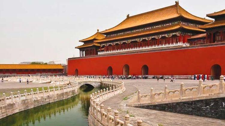 Beijing to Hong Kong