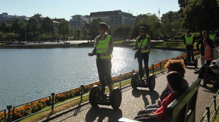Bergen's Best Views Segway Tour