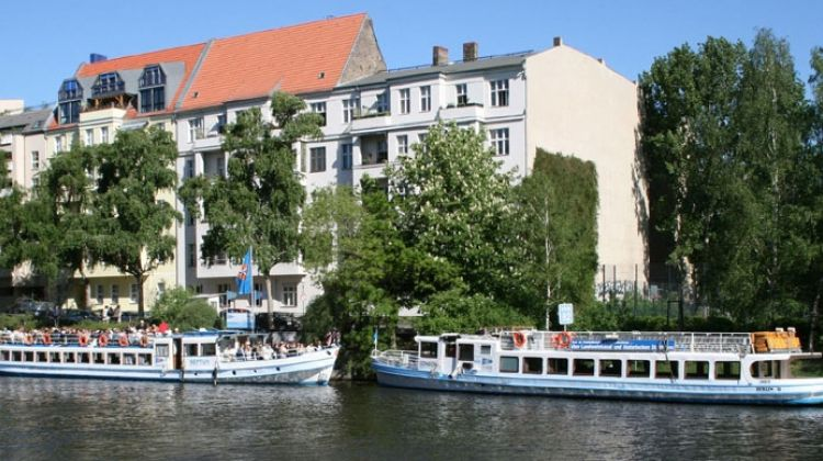Berlin: Spree and Canal Cruise (app. 3.5 hours)