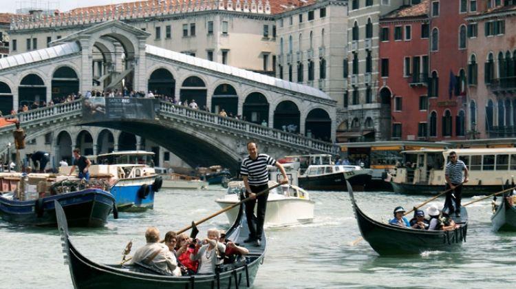 Berlin to Venice