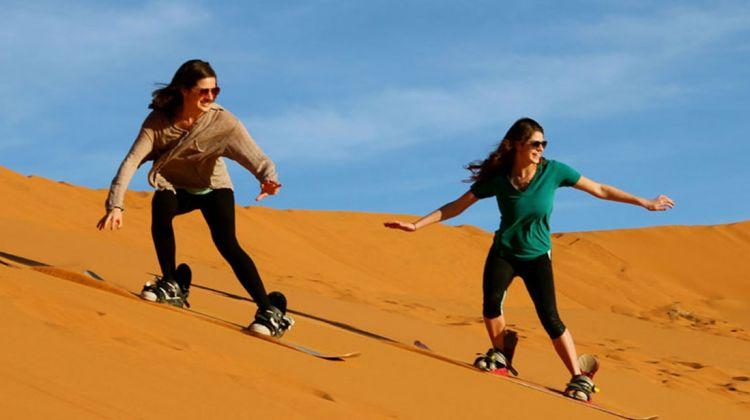 Best of Dubai Desert Safari Quad Bike & Dune Bashing