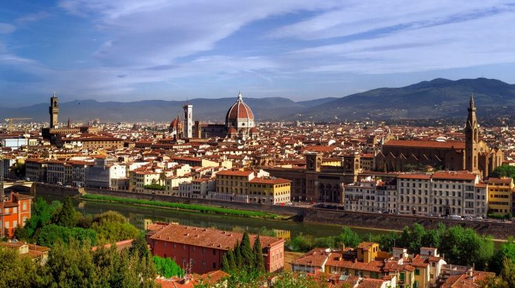 Italian Florence: Best Of Florence Walking Tour: David & Duomo By Walks Of