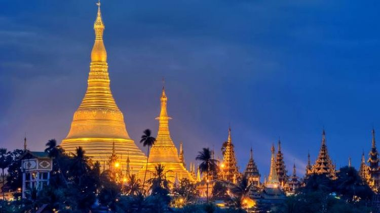 Best of Myanmar - 12 Days