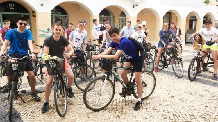 Best of Vilamoura: Nature, Beach and Urban Bike Tour