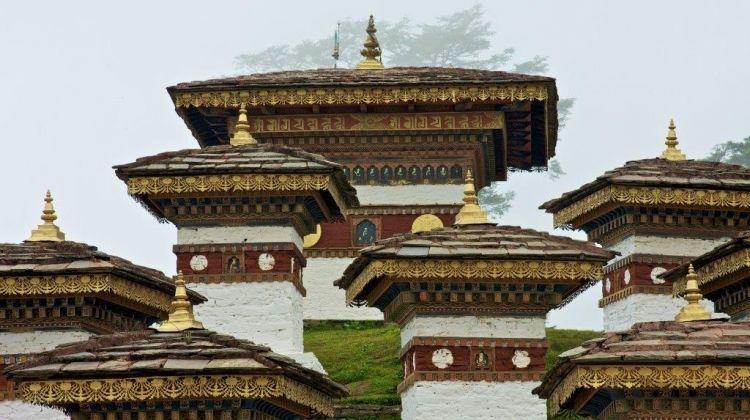 Bhutan, 6 Days Tour