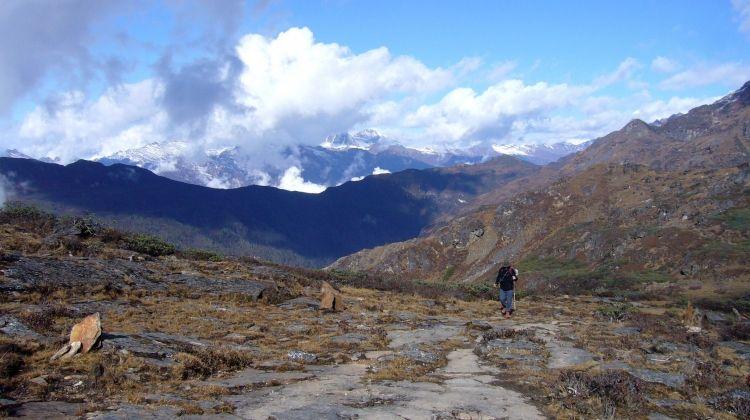 Bhutan Druk Path Trek By Exodus Travels Bookmundi