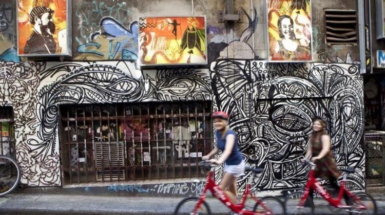 Bicycle Tour Around Melbourne
