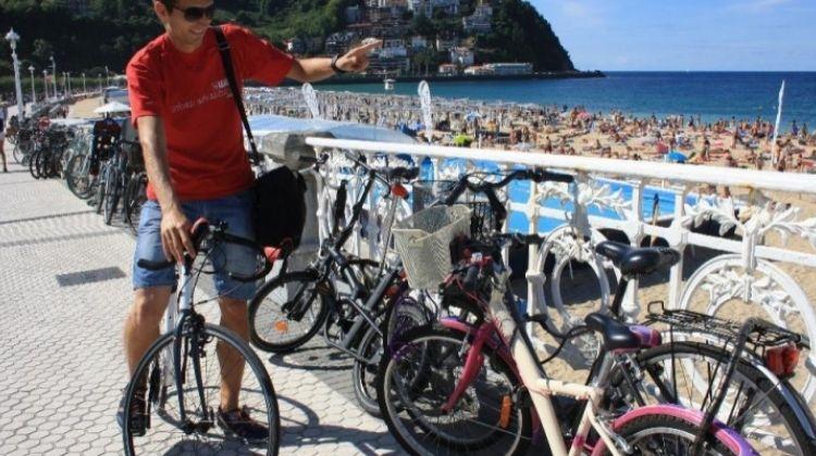 Bicycle Tour of San Sebastian