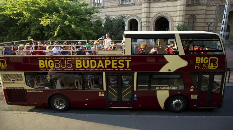 Big Bus 48hrs Hop-on Hop-off Sightseeing Tour