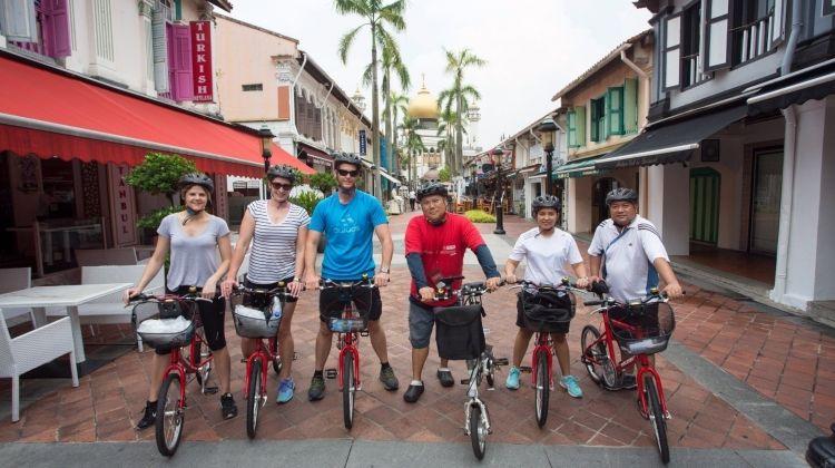 Bike About Singapore