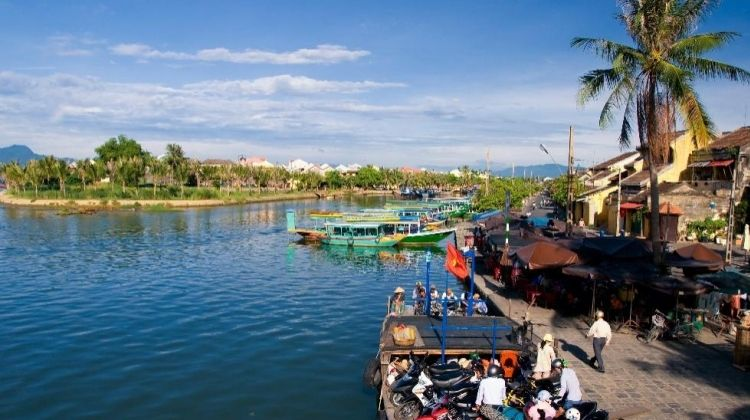 Bike and Boat Through Magnificent Hoi An