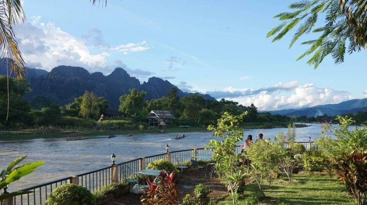 Bike, Hike & Kayak Laos and Cambodia