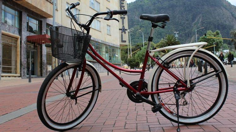Bike Rental in Bogota