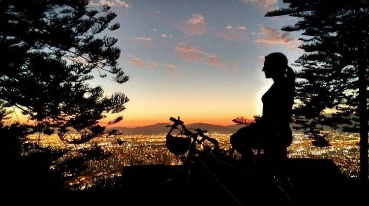 Bike Tour San Cristobal Hill by Night