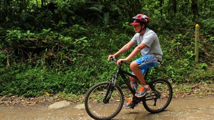 Biking and Rafting Along Orosi Valley & Tortuguero