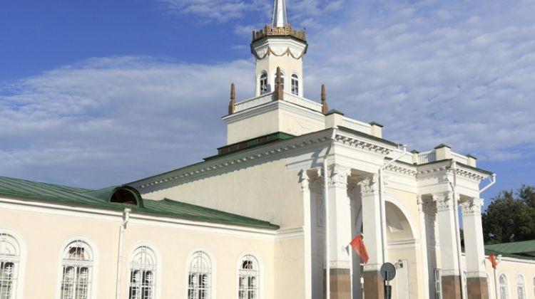 Bishkek to Ashgabat