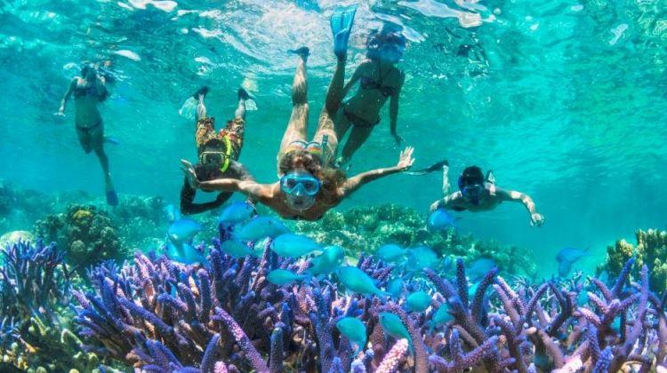 Blue Lagoon Snorkeling in East Bali