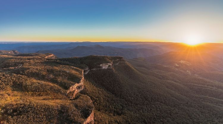 Blue Mountains Sunset & Wilderness Day Tour