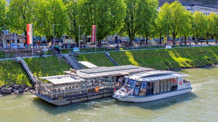 Boat Trip To Hellbrunn