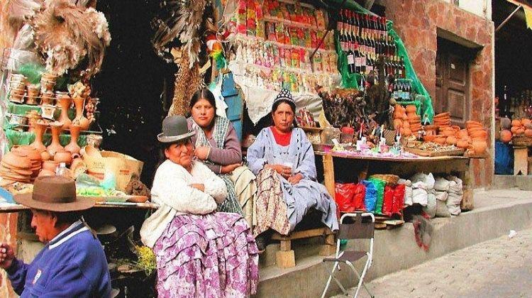 Bolivian Encounters