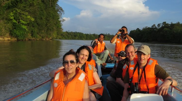 Borneo Wildlife Family Holiday