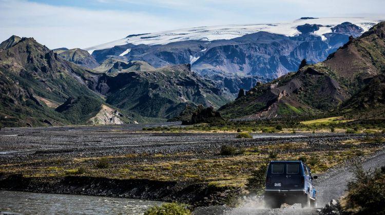 Þórsmörk Super Jeep