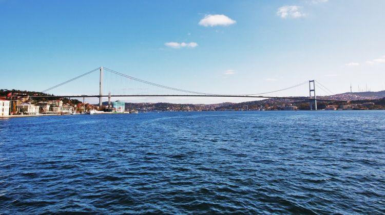 Bosphorus Half Day Morning