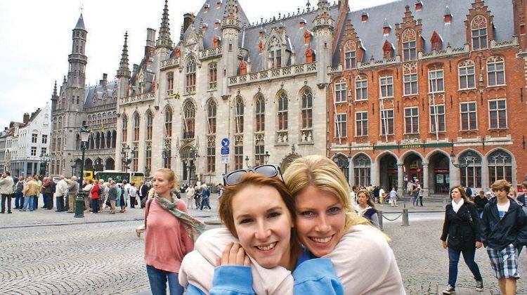 Bruges Easter 2017