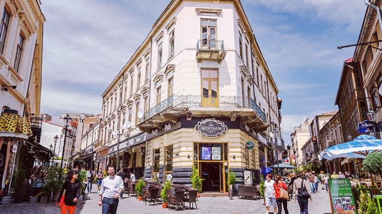 Bucharest City Break and Transylvania